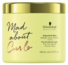 Mad About Coils Superfood Mask