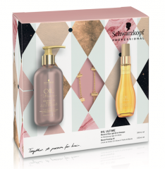 Oil Ultime Marula and Rose Gift Set